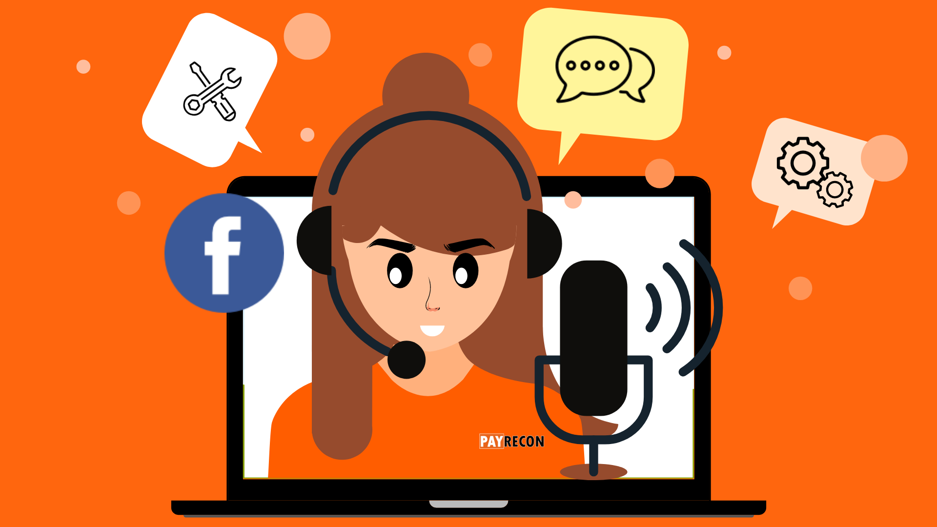 payrecon facebook group training support