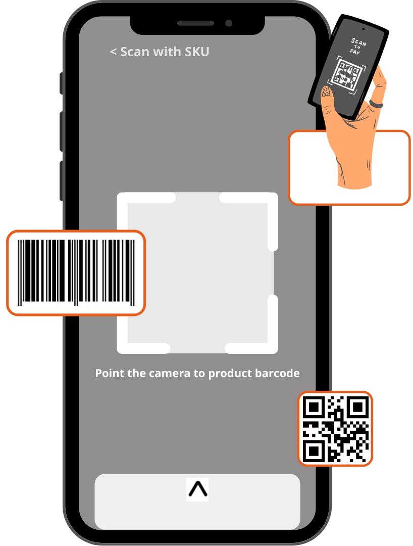 payrecon smart scan mobile app for multichannel e-commerce 4