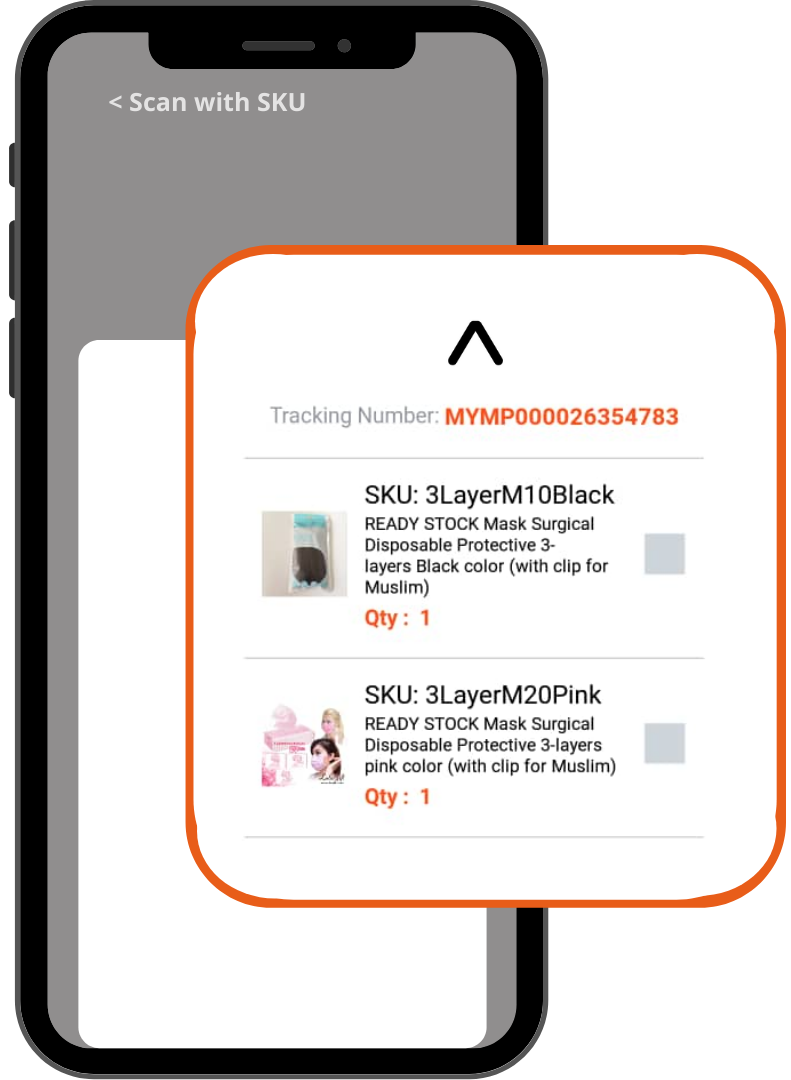 payrecon smart scan mobile app for multichannel e-commerce 5
