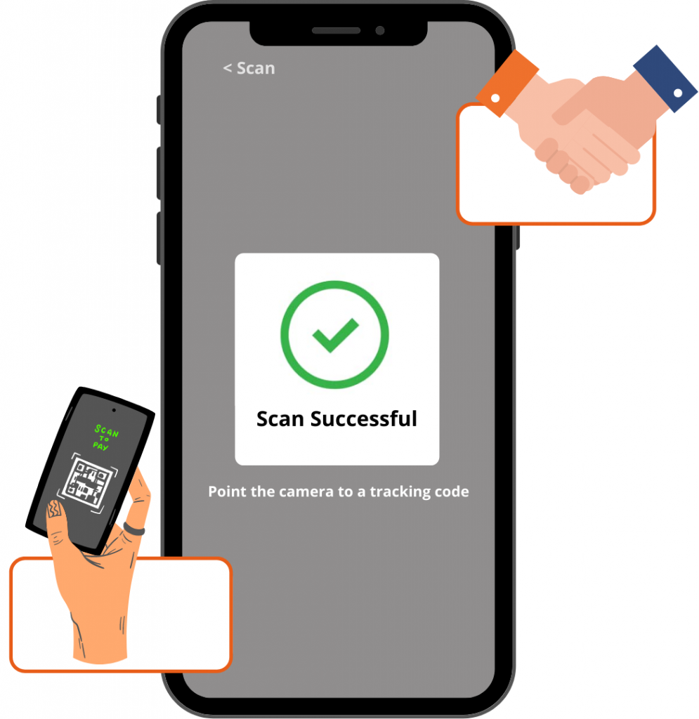 payrecon smart scan mobile app for multichannel e-commerce 10