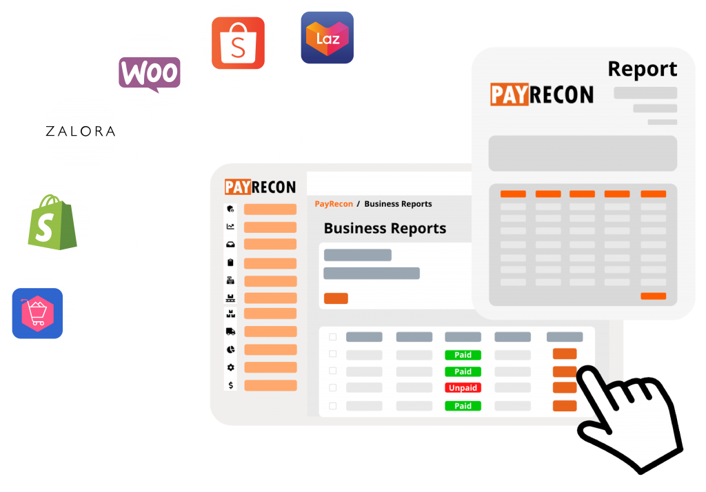 payrecon payment reconciliation software
