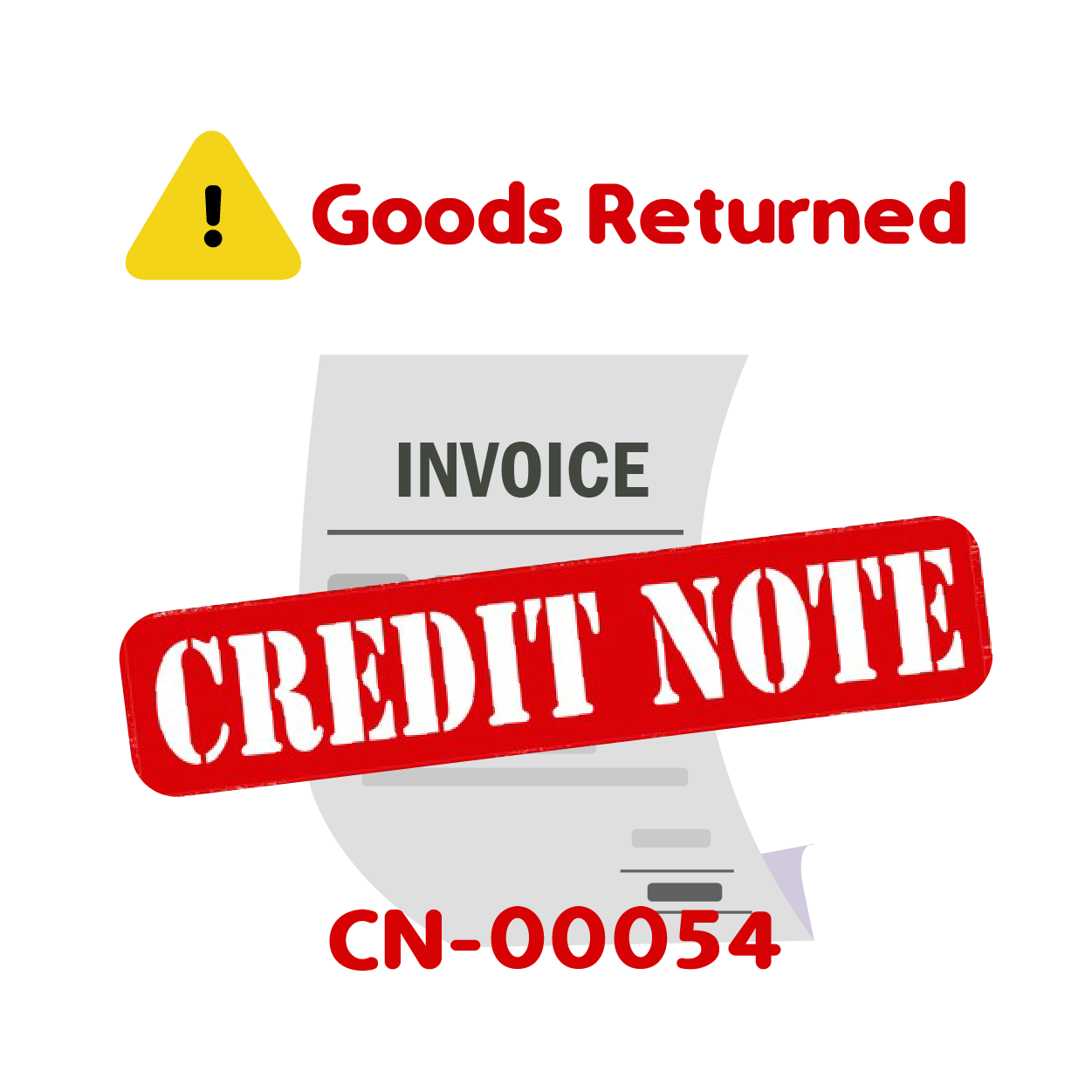 PayRecon Accounting Integrator create credit note